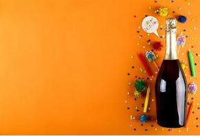 Wine Birthday Card